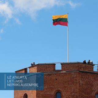 Vilniaus rumai kovo 11
